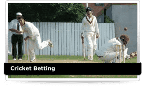 Cricket Betting Sites