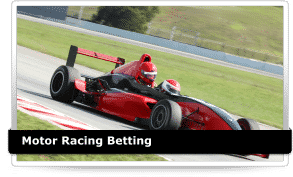 motor racing betting