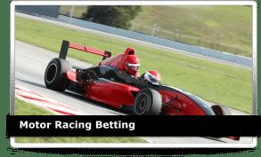 Motor Racing Betting Sites