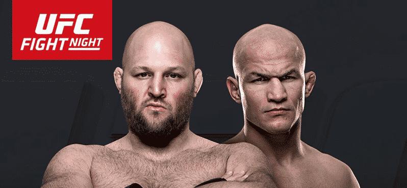 UFC Fight Night: Rothwell vs. dos Santos - UFC Fight Night