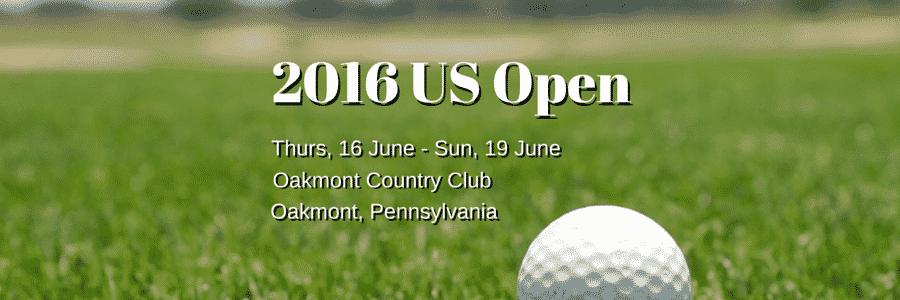 2016 US Open betting