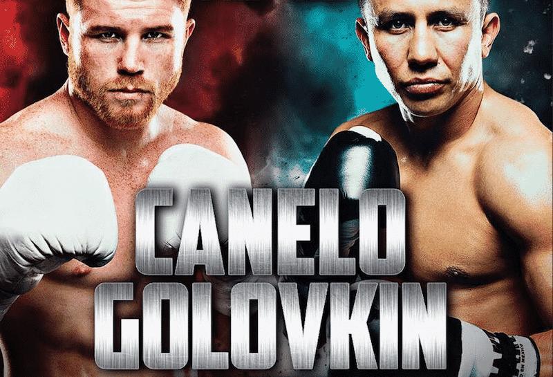 GGG vs Canelo betting