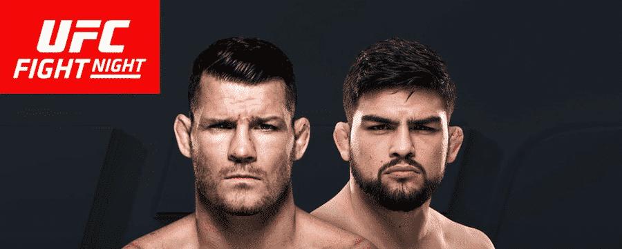 UFC Fight Night 122 betting