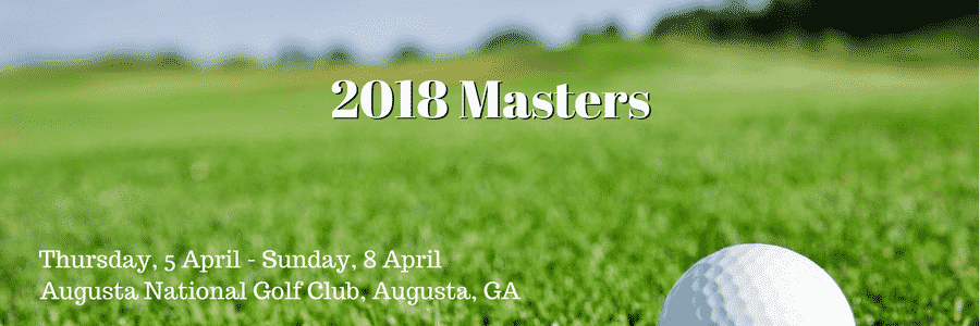2018 Masters