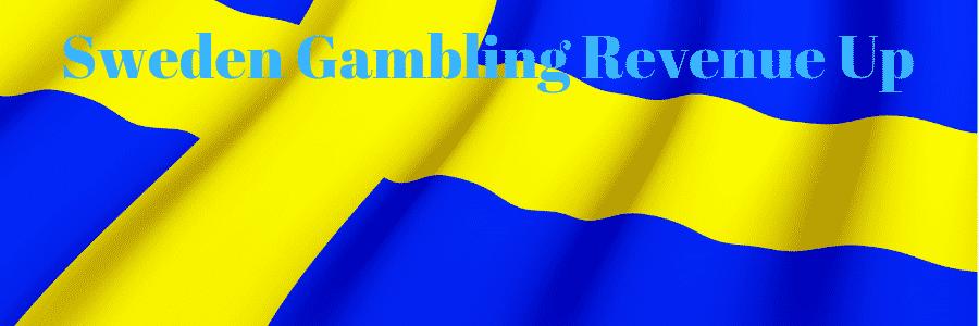 Sweden Gambling Revenue Up